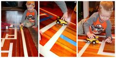 Counting Activity: A Maze of Numbers - hands on : as we grow