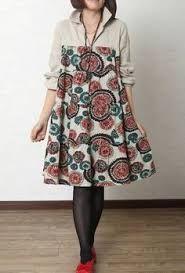 Image result for model dress batik big size
