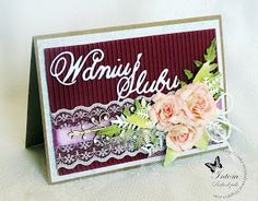 Mój mały świat: Ślubna karteczka