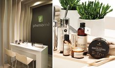 #Phenome - organic skincare products on the Behance Network
