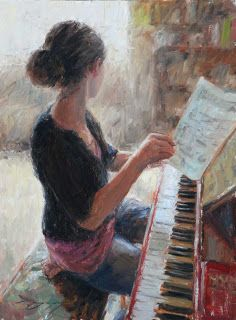 The Teaching Studio: Do your students know HOW to practice? Piano Art, Piano Music, Kids Piano, Piano Lessons, Classical Music, Oeuvre D'art, Painting & Drawing, Art Paintings, Art Photography