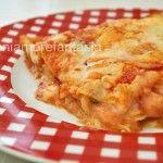 Lasagne semplicissime pomodoro e mozzarella Gnocchi, Tomate Mozzarella, Comfort Food, Polenta, Ravioli, Risotto, Macaroni And Cheese, Zucchini, Vegetarian Recipes