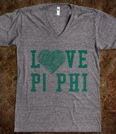 Pi Beta Phi: Pink
