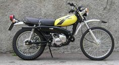 KE 125, 1977-1978