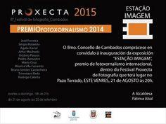 CORES DE CAMBADOS: EXPOSICIÓN PROXECTA 2015 NO PAZO DE TORRADO