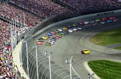 Nascar Race Tracks, Nascar Racing, Race Cars, Car And Driver, Michigan, Drag Race Cars, Rally Car