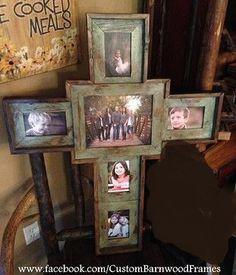 Inspiration: Cross Frame