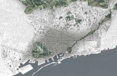 West 8 Urban Design & Landscape Architecture / projects / Sagrera Linear Park