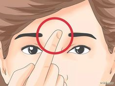 Imagen titulada Use Acupressure Points for Migraine Headaches Step 1