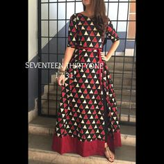 Pink printed kurta can be done tsway Pakistani Dresses, Indian Dresses, Indian Outfits, Kurta Designs, Blouse Designs, Casual Dresses, Fashion Dresses, Maxi Dresses, Dress Skirt