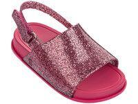 7ac8e5573 Mini Melissa Beach Slide Sandal Sapatos De Criança, Roupas De Bebê, Sapatos  All Star