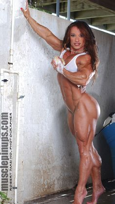 This Muscle Porn Dvd Highlights Women With Big Muscles And Big Clits Arnold  C2 B7 Hard Bodies