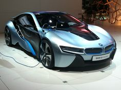 Electric BMW: i think even Jeremy Clarkson would like it.