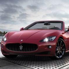 Sexy Maserati