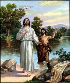 Have you ever wondered why Jesus was baptized? John the Baptist had been called people to repent. But Jesus was sinless, right? Why did he get baptized? Why did John the Baptist baptize Jesus? http://www.flowingfaith.com/2013/01/why-was-jesus-baptized.html