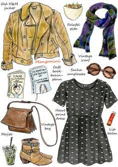 Flea markets, books & mojito's (Cindy Mangomini)