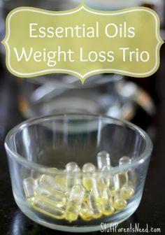A Day in the Life of an Oil User: Essential oils for weight loss Young Living Essential Oils #yleo
