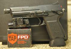 H & K HK45 Compact Tactical