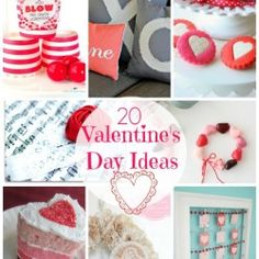 20 Valentine's Day Ideas