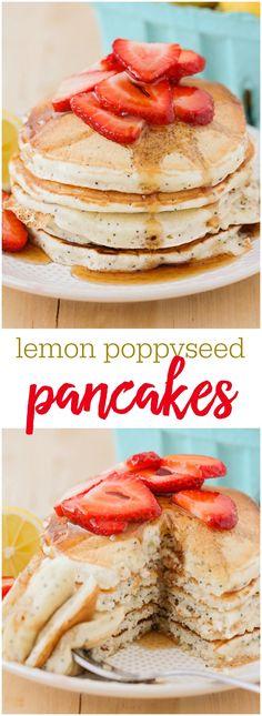 Lemon Poppyseed Panc