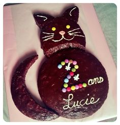 cat birthday cake for cats * cat birthday cake for cats - cat birthday cake for cats party ideas - cat cake for cats birthday parties Cupcakes Chat, Cupcake Cakes, Kitty Cupcakes, Birthday Cake For Cat, Birthday Parties, Birthday Kitty, Birthday Ideas, Birthday Cards, Cat Cake Topper