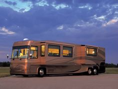 Newell Coach Class A Motorhome Trailers, Luxury Campers, Class A Rv, Motor Homes, Busses, Recreational Vehicles, Trucks, Camping, Singer