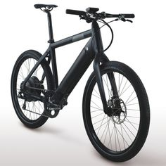 Swiss-made e-bikes boasting up to 33mph of kick with the look and feel of a city commuter