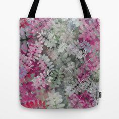 Leaf mosaic(22). Tote Bag