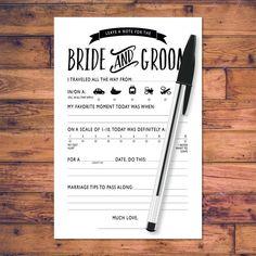 10 Wedding Table   Advice Cards   Jane