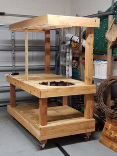 Bbq Surround Pallet Table DIY Pallet Bars