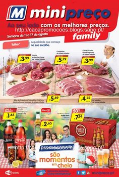 Promoções Minipreço - Antevisão Folheto Family 11 a 17 agosto - http://parapoupar.com/promocoes-minipreco-antevisao-folheto-family-11-a-17-agosto/