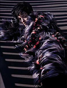 Sam Rollinson by Sølve Sundsbø for Vogue Italia November 2013
