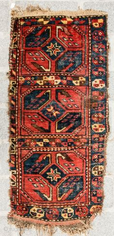 Uzbek Napramach is also one of the rugs we call as a Persian carpet.