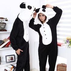 e47f8fbbd1 Unisex Adult Pajamas Kigurumi Cosplay Costume Animal bodysuit Sleepwear  Pajamas Kigurumi Adult