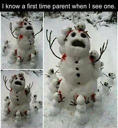 (**yup this looks like my daughter and her husband with their two littles!**) Another snow day!