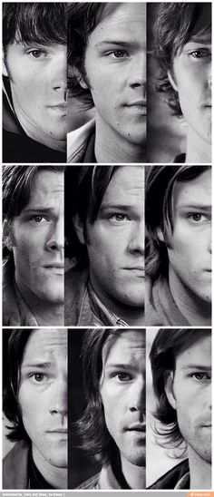Jared P. Through the years . He's basically grew up on this show .