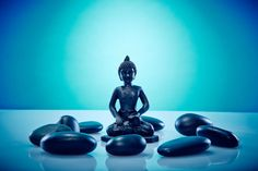 """""""Sitting quietly doing nothing, spring comes, grass grows of itself."""" #buddha #quotes #meditation #innerpeace #clarity #free #peaceful #enlightenment #powerthoughtsmeditationclub"""