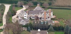 Jennifer Lopez : $10 Million Located in the Water Mill neighborhood of the Hamptons, New York, this 8,500 sq/ft home has 8 bedrooms and 7.5 baths. The property is on 3 acres and is apparently so big that a crazy fan was able to live in the pool house for multiple days without being noticed.