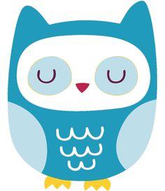 owl blue png - Buscar con Google