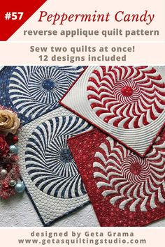 New Christmas Quilt Pattern