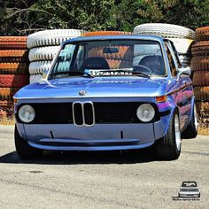 Classic Car News Pics And Videos From Around The World Bmw 2002 Ti, Bmw 02, Automobile, Bmw Alpina, Bmw Classic Cars, Diesel Cars, Bmw 5 Series, Modified Cars, Bmw Cars