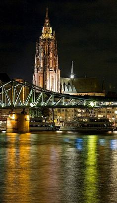 Frankfurt, Germany (by Frankonius on Flickr)