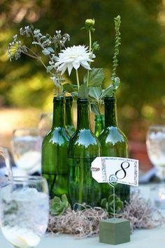 Green-Bottle-Centerpiece