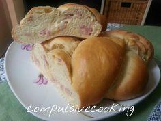 Treccia di pan brioche rustica - ricetta salata