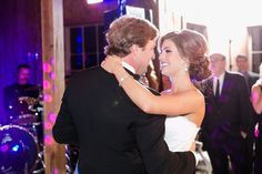 First Dance at Cotton Dock // Classic White + Gold Boone Hall Plantation Wedding // Charleston SC Wedding Photographer // Dana Cubbage Weddings