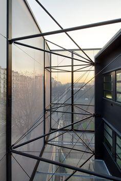 Galería de ECOLE 42 / In&Edit Architecture - 11