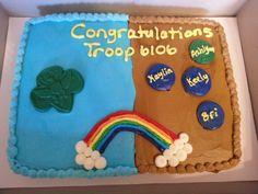 GS Bridging cake