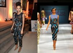 Thandie Newton in Jewel By Lisa