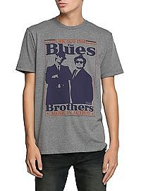 HOTTOPIC.COM - The Blues Brothers Chicago T-Shirt