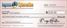How cool is this! if you want to earn cheques like this 2 message me and see that ingreso is the right choice